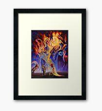 Soulstream Framed Print