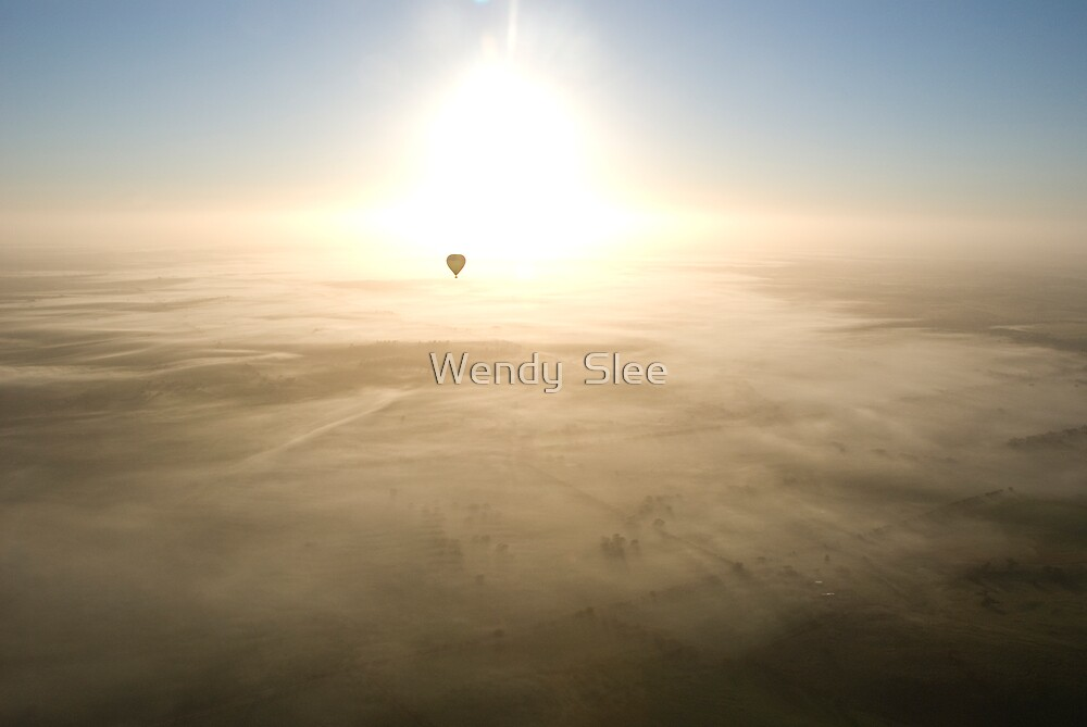 Another sunrise in paradise by Wendy  Slee