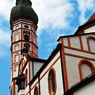 Abbey of Andechs by Bine