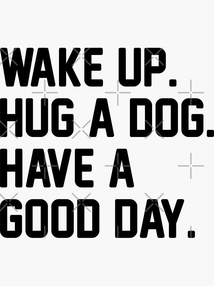 Abrazo a un perro de DJBALOGH