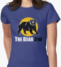 The Bear Jew Womens Fitted T-Shirt