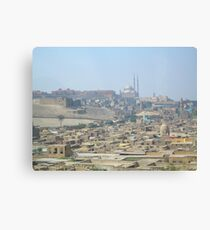 View Of Cairo Egypt Canvas Print