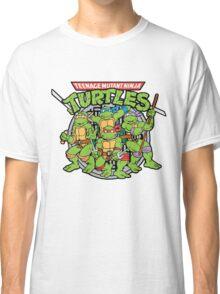 Teenage Mutant Ninja Turtles - 1987 Classic T-Shirt
