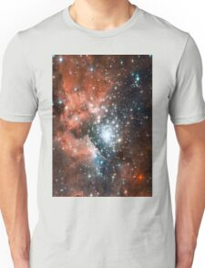 Red Galaxy 2.0 Unisex T-Shirt