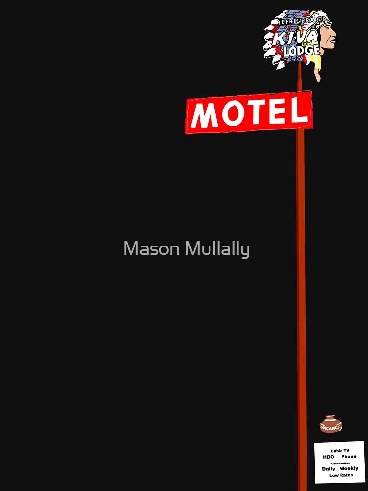 Motel Sign by masonjar74