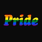 pride- Pride Flag  by Theindigowitch