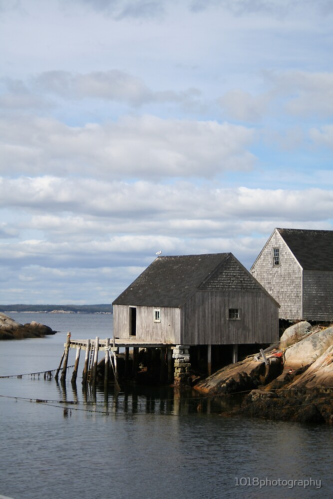 Peggy's Cove 2 by 1018photography