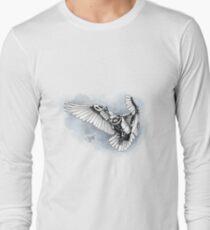 Lazer owl Long Sleeve T-Shirt