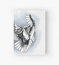 Lazer owl Hardcover Journal
