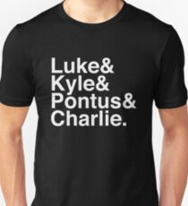 Ok, I waited, it was named... Unisex T-Shirt