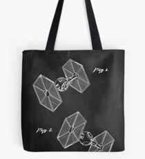 Tie Fighter Tote Bag