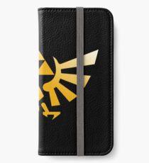 Zelda Triforce iPhone Wallet/Case/Skin