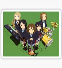 K-On Houkago Tea Time Sticker