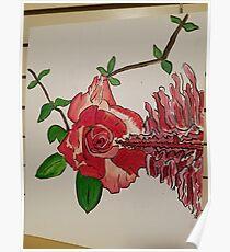 Irish Rose Poster
