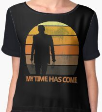 My Time Has Come Chiffon Top