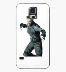 Hugh Jackman the true Wolverine, Logan Case/Skin for Samsung Galaxy