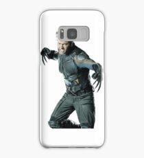 Hugh Jackman the true Wolverine, Logan Samsung Galaxy Case/Skin