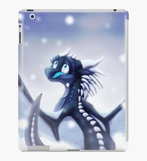 Wings of Fire - Whiteout iPad Case/Skin
