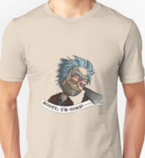 Rick and Morty — Jack Torrens The Shining T-Shirt