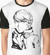 yu narukami  Graphic T-Shirt