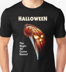 Halloween movie poster T-Shirt