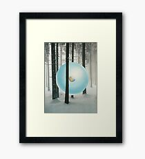 The Wood Between The Worlds Framed Print