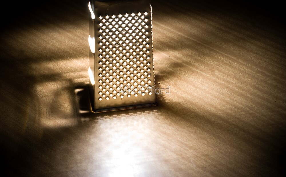grated light by Mik Efford