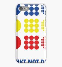 Punkt Not Dead iPhone Case/Skin