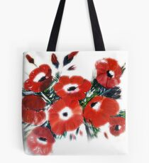 Very Passionately Red Tote Bag