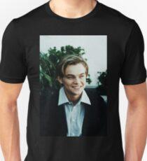 Leo Leonardo DiCaprio  Unisex T-Shirt