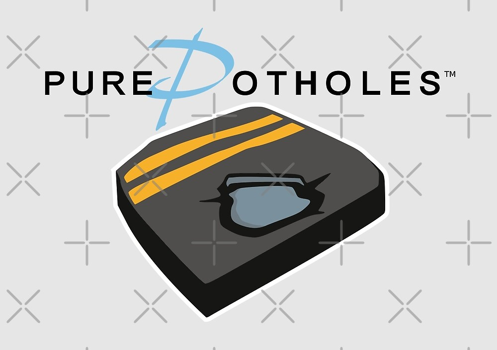 Pure Potholes by thedline