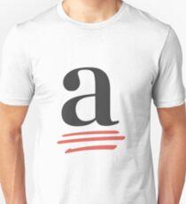 ACES black logo Unisex T-Shirt