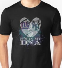 Football  T Shirt - It's In My DNA Unisex T-Shirt