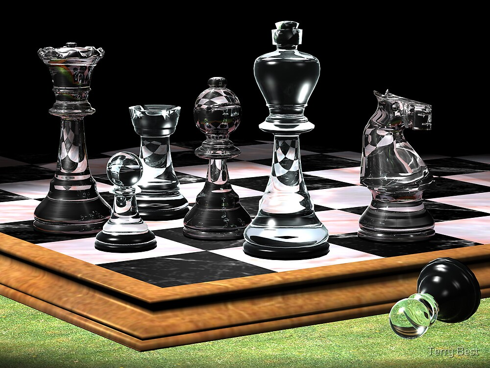 Chess  by Terry Best