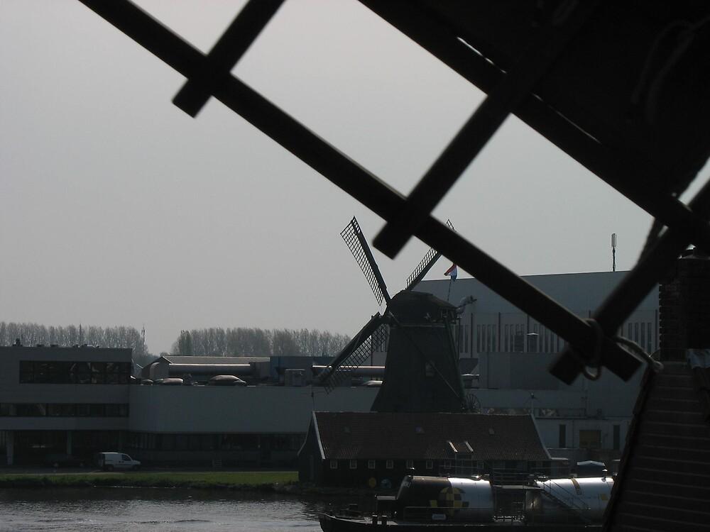 Windmill by Splogy