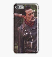 The walking dead Jeffrey Dean Morgan iPhone Case/Skin