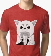 Dog God Tri-blend T-Shirt