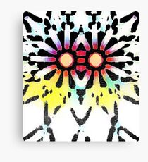 Zelda Flower Canvas Print