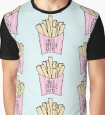 Fries before Guys Graphic T-Shirt