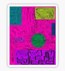 Planetary Insides Sticker
