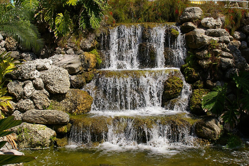 Waterfall by peano12