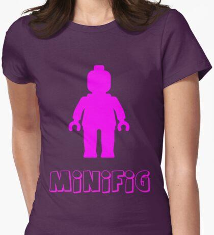 Minifig [Dark Pink],  Customize My Minifig T-Shirt