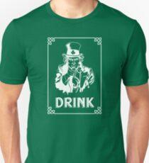 Funny Leprechaun Uncle Sam St Patricks Day 2017 Irish T-Shirt