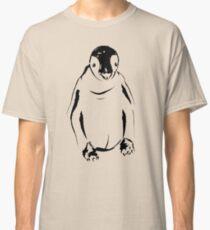 Festive Penguin, Sketch Classic T-Shirt