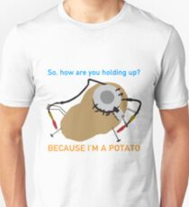 Portal - Because I'm A Potato T-Shirt