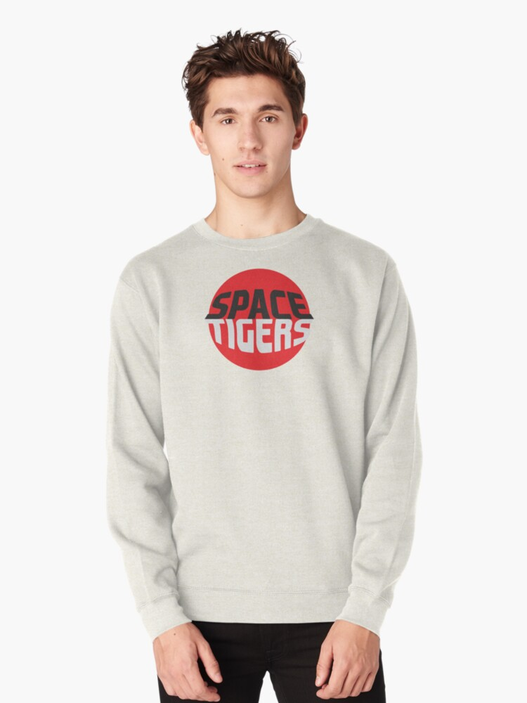 Space Tigers Berlin Jazz Pullover Front