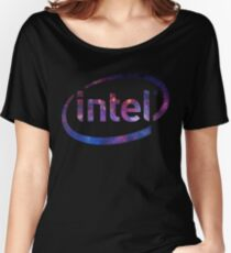 Intel Women's Relaxed Fit T-Shirt