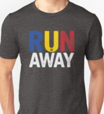 SunStroke Project and Olia Tira - Run Away [2010, Moldova] T-Shirt