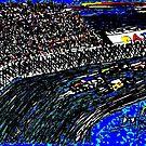 Dayt race Michael Dyer Design  by Michael Dyer