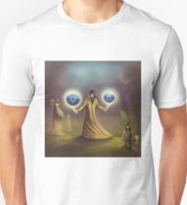 Sorcerer Spells Of Earth and Air T-Shirt